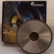 Алмазный шлифовальный круг прямого профиля 1А1 150x6x40